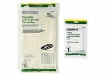50403 + 40324 Genuine Kenmore Vacuum Bags plus filter - Package of 10 +1