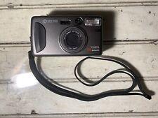 Yashica T4 Zoom 35mm Film Camera Vario Tessar Zeiss Lens