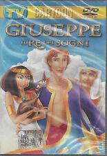 Dvd DreamWorks **GIUSEPPE IL RE DEI SOGNI** nuovo 1999