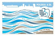 Polonia 2017 Stamp year of Vistula River (2017; NR cat.: 4744)