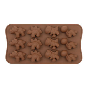 3D Silicone Cake Chocolate Wax Melt Candle Soap Baking Moulds Many Designs UK
