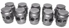 """Polaris RZR Can Am UTV Jeep Cage Connectors Adapters Clamping Bungs 1-3/4"""" 10pcs"""