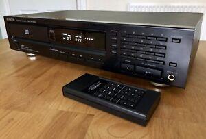 Vintage Kenwood DP-2030 CD Player (Compact Disk) & Remote - Serviced & New Laser