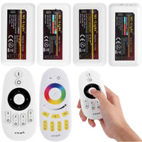Milight Wireless 2.4G RF 4-Zone LED Controller for Single Color RGBW Strip Light