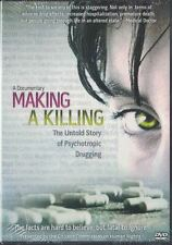 Making a Killing DVD A Documentary The Untold Story of Psychotropic Drugging NEW