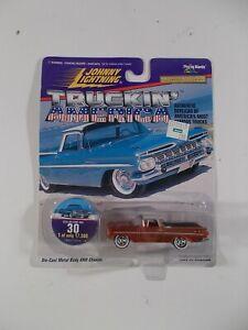 Johnny Lightning 1/64 Truckin' America 1959 El Camino