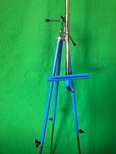 Vintage Plein Air Adjustable Folding Easel Tripod Painter Display Stand Italy
