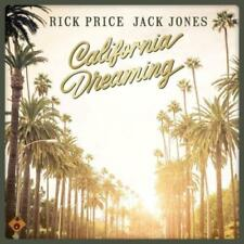 RICK PRICE & JACK JONES California Dreaming CD BRAND NEW