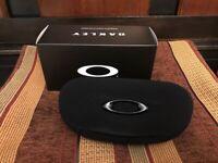 New Oakley Lifestyle Ellipse O Sunglass Case Black 102-494-001