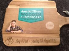 BNWT !! Personalised Laser Engraved Jamie Oliver Board - Choose Your Message !!