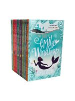 The Tail of Emily Windsnap Series 9 Books Box Collection Set by Liz Kessler