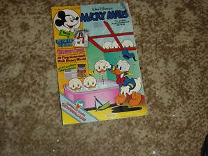 Micky Maus Heft Nr.42 vom 13.10.1984
