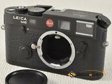 Leica M6 0.85 TTL Black BODY [EXCELLENT] from Japan (8712)