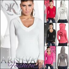 Viscose Solid Sexy Regular Jumpers & Cardigans for Women