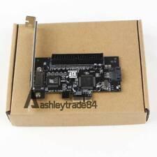 "2 Port SATA II 2.0 RAID & 1 IDE 3.5"" to PCI-E PCI Express Adapter Converter Card"