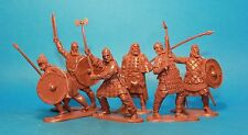 Collectible Plastic Toy Soldiers Vikings warriors set 3 132