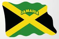 Jamaika Jamaica Magnet Flagge Fahne Länder Design aus Epoxid Reise Souvenir