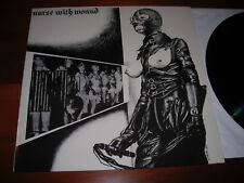 Nurse With Wound Chance Meeting On A Dissecting Table Lp vinyl Germany 1990