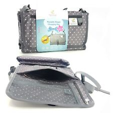 Premium Large Portable Baby Nappy Changing Pad & Wallet With Waterproof Mat AU