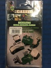 Galfer FD282G1532 Organic Bicycle Brake Pads For Hayes Calipers