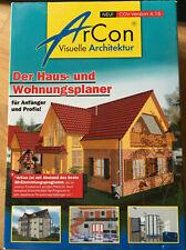 ArCon Visuelle Architektur, planen, visualisieren, konstruieren