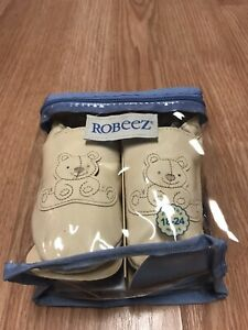 New Robeez Soft 18-24 Months Baby Shoes