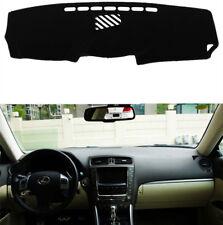 For Lexus IS250 IS300C Black Dashmat Dashboard Mat Dash Cover Sun Visor Pad