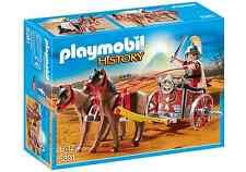 Playmobil Roma Ref 5391 NUEVO, Legionario Romano con Carro, Soldado, Romanos