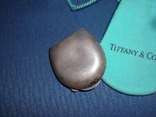 Vintage Tiffany and Co. Compact  925 Silver 1960's