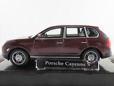 Cararama/Hongwell 250ND-009 Porsche Cayenne S (2002) in violettmet.1:43 NEU/OVP