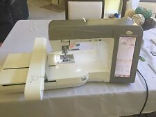 Baby Lock Ellegante BLG Sewing And Embroidery Machine and extras