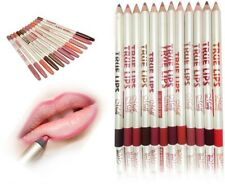 12 Colors Cosmetic  Eye Shadow Lip Liner Eyeliner Pencil Pen Makeup Set