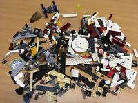 LEGO 0.5 KG+ HUGE ASSORTED BUNDLE JOB LOT GENUINE MIXED STAR WARS