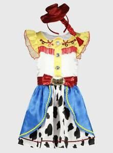 BRAND NEW AND UNWORN (Disney Toy Story Jessie ) BRILLIANT Toy Story Costume