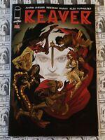 Reaver (2019) Image - #1, 2nd Print Variant, Justin Jordan/Rebekah Isaacs, VF