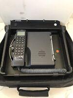 Thrane & Thrane 403038A, 403620D Capsat Satellite Phone In soft Carry Case