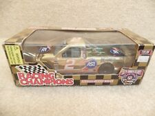 1998 Racing Champions 1:24 Gold NASCAR Supertruck Mike Bliss Team ASE Ford #2