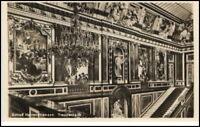Schloss Herrenchiemsee ~1930 Echtfoto-AK Grebe Stockd. alte Ansichtskarte