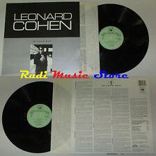 LP LEONARD COHEN I'm your man 1989 tchécoslovaquie CBS 11 0575-1 311 cd mc