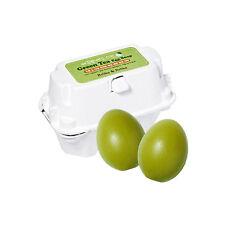 [Holika Holika] Green Tea Egg Soap 50g*2 - Korea Cosmetics