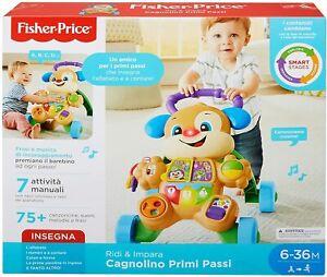 Fisher Price Cagnolino Primi Passi FRC84 Mattel