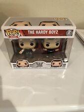 Funko POP! The Hardy Boyz WWE 2-Pack Vinyl Figure
