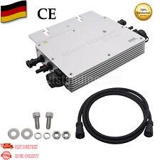 CE WVC-600W Micro Grid Inverter Line Filter Frequency Solar Inverter Waterproof