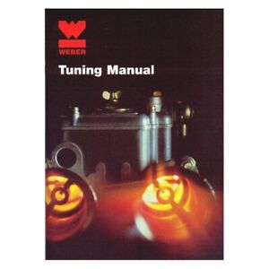 Weber official carb carburettor tuning manual guide book