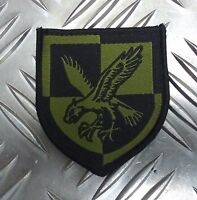 Genuine British Army 16th Air Assault Regimental Flash TRF Badge Patch EPB28