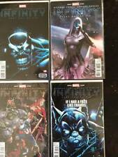 Infinity Comic book lot, 10 Issues  Marvel, NM, Vol. 1, 2013, Variants