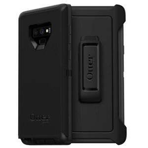 OtterBox DEFENDER SERIES Case & Holster for Galaxy Note9 - Black