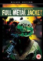 Full Metal Jacket (Definitive Edition) DVD (2008) Matthew Modine, Kubrick (DIR)