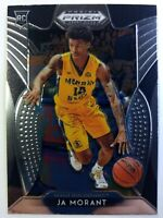 2019-20 Panini Prizm Draft Picks JA MORANT Rookie RC #65, Yellow Jersey