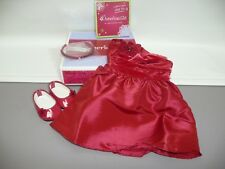 American Girl Rosy Red Outfit Mint in Box